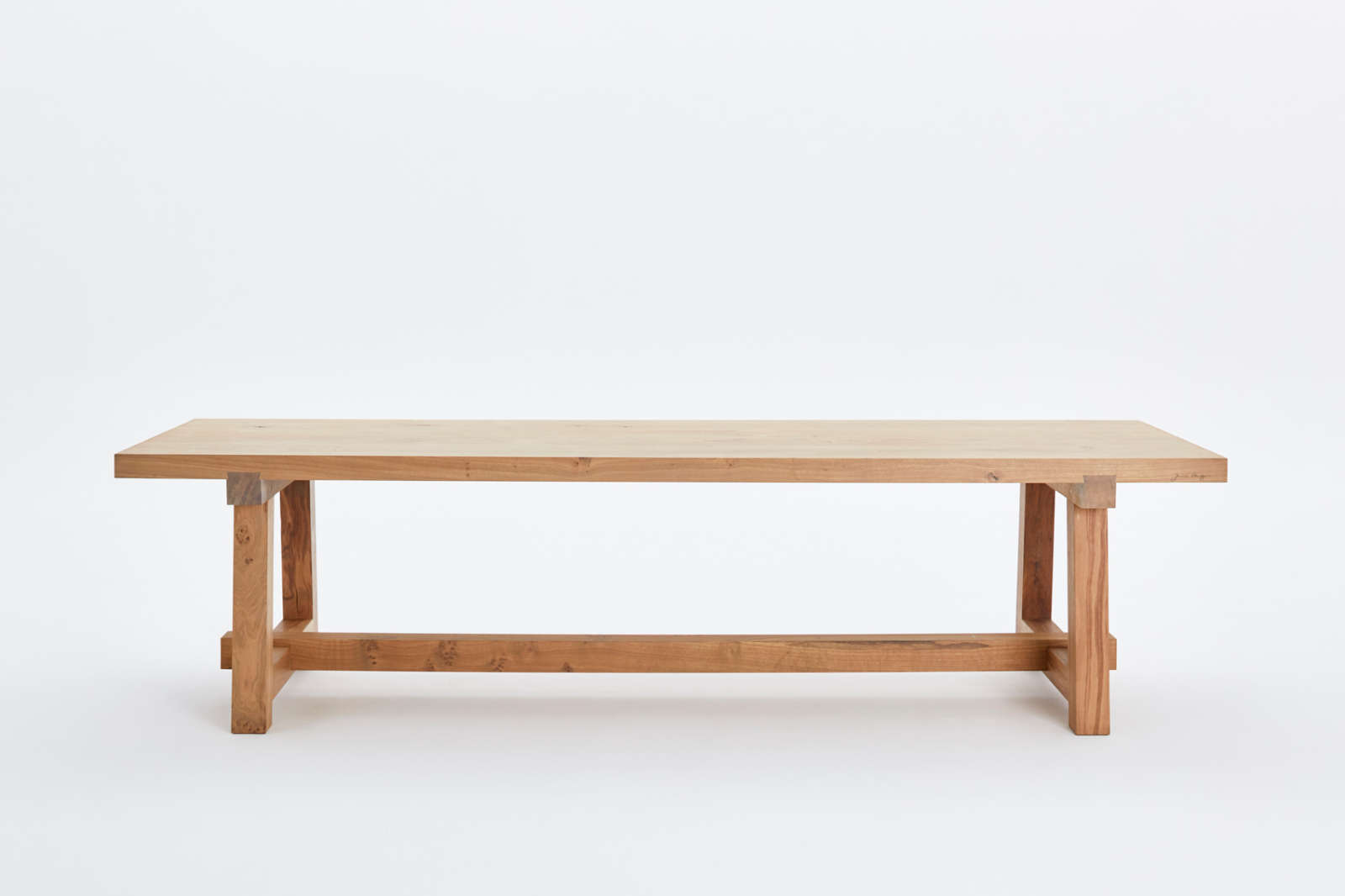 French oak harvest table