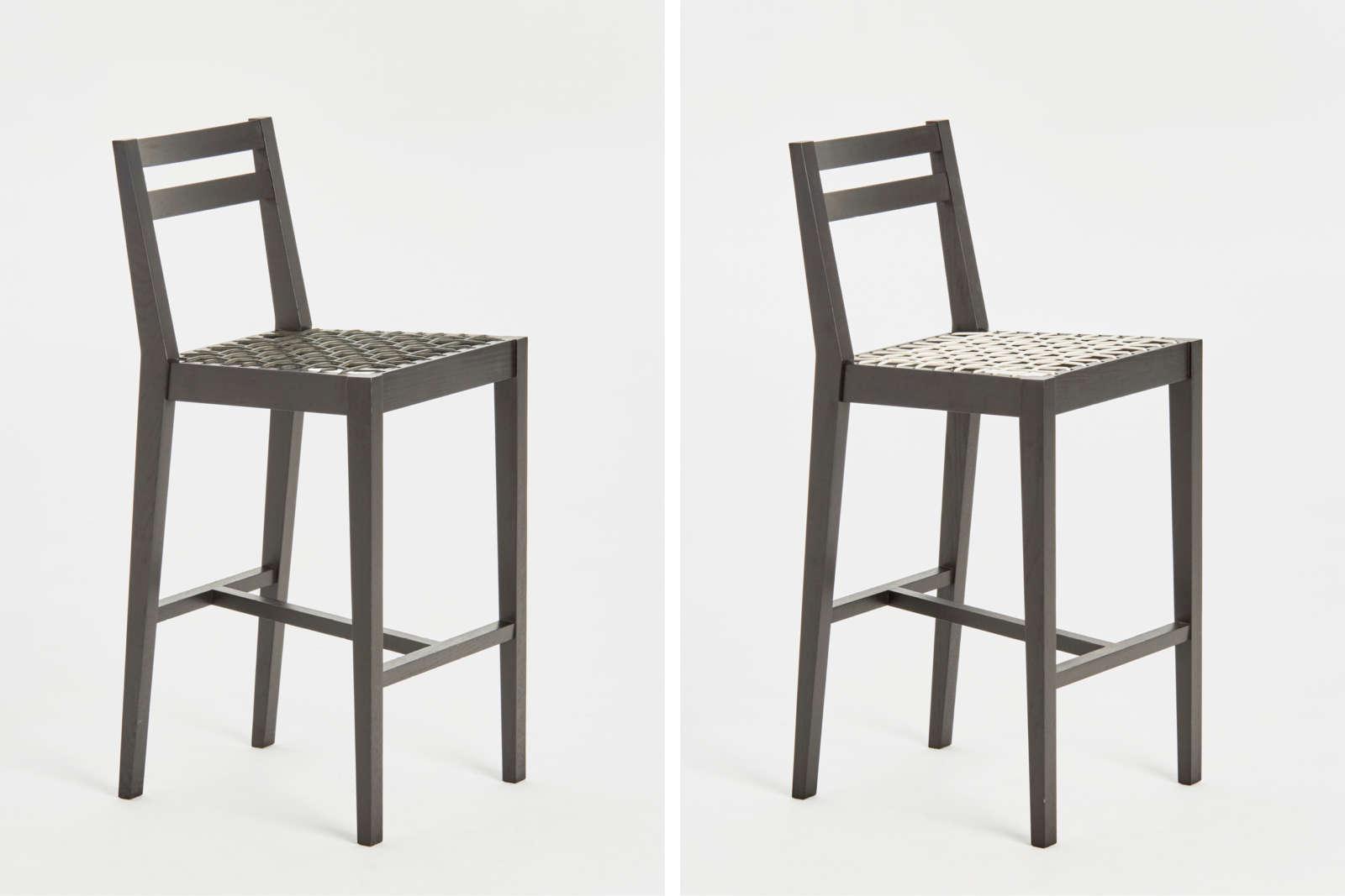 Riempie bar chairs